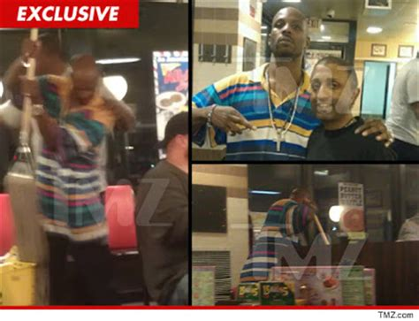 dmx house rhymes with snitch celebrity and entertainment news dmx cleans up at the waffle