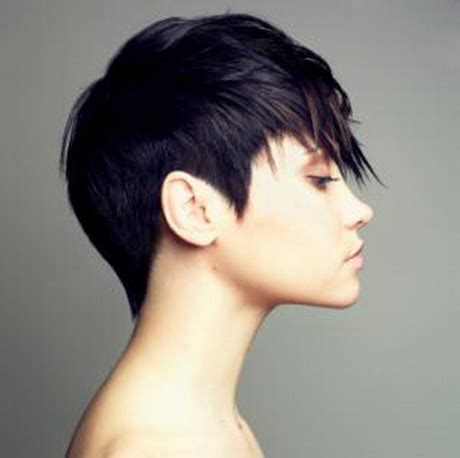 edgy short haircuts for straight hair edgy short haircuts for women