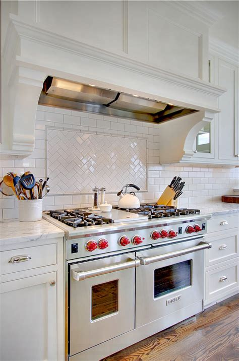Classic Kitchen Backsplash Pattern Potential Subway Backsplash Tile Centsational Bloglovin