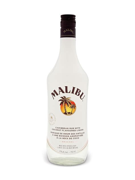 price of a bottle of malibu malibu coconut rum liqueur lcbo