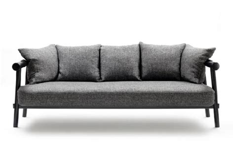 log sofas log sofa by patricia urquiola images