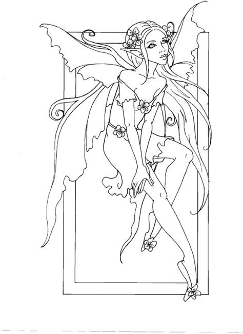 forest elf coloring pages 108 best images about artist amy brown coloring on pinterest