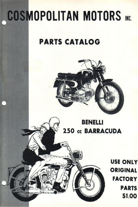 Sparepart Benelli spare parts list benelli barracuda 250cc benelli bauer