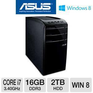 desktop 16gb ram asus cm6870 us012s desktop pc 3rd intel i7