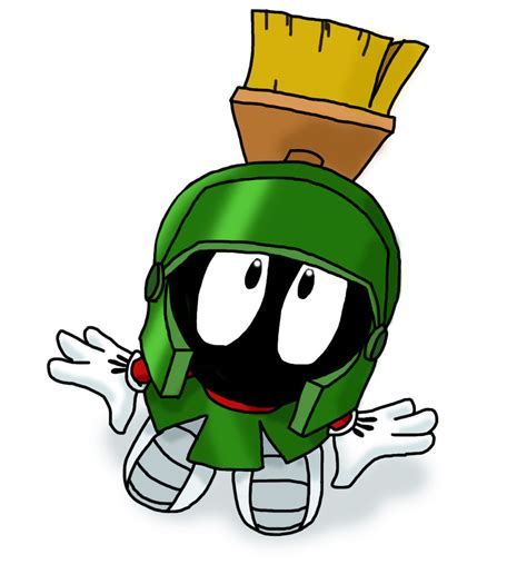 marvin the martian cutie by snowstoat on deviantart