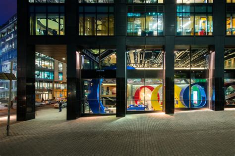 Google Hq Dublin | google s new office in dublin