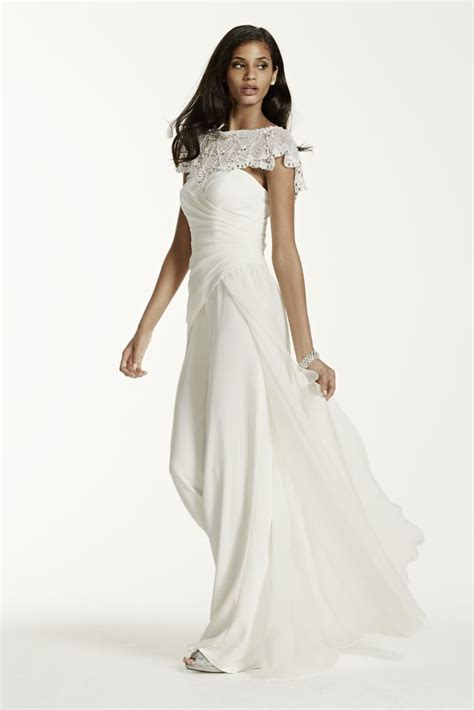 wedding jumpsuits for sale wedding dress side draped crepe jumpsuit with beaded shawl