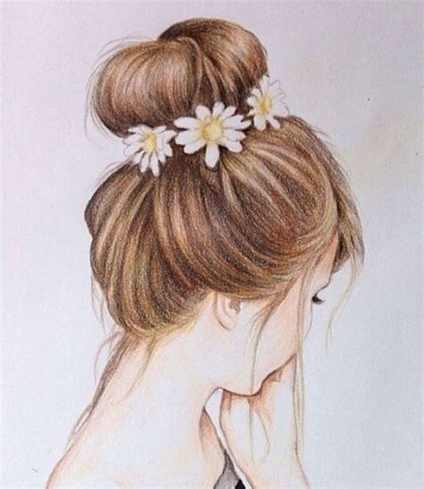 hairstyles drawings best 25 hair drawing ideas on draw faces