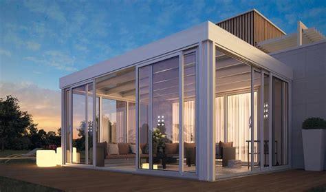 verande solari serre e logge bioclimatiche nell architettura mediterranea