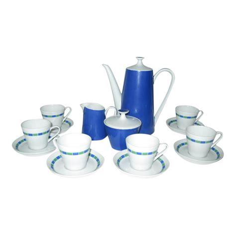 fairwood china mid century modern tea set schonwald