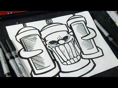 imagenes de grafitis impresionantes dibujo lata de spray graffiti z 228 xx youtube