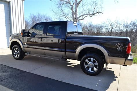 Ford F250 King Ranch For Sale Original Condition 2013 Ford F 250 King Ranch For Sale