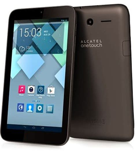 Hp Alcatel One Touch 8gb alcatel one touch pixi 7 tablet 7 inch 8gb 3g wifi