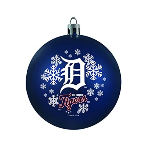 detroit tigers christmas ornament christmas tigers