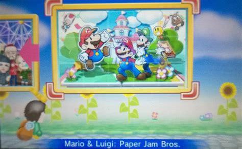 Kaset 3ds Mario Luigi Paper Jam mario luigi paper jam 3ds puzzle out now in europe nintendo everything