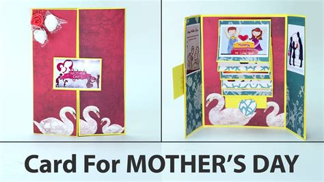 diy mothers day cards mother s day gift ideas stunning diy gatefold mother s