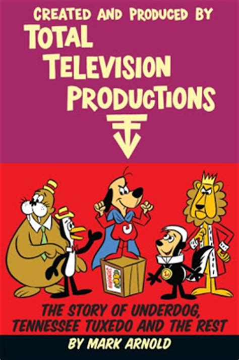 patrick owsley cartoon art and more!: new total television