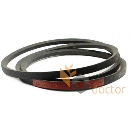 V Belt Mio Original classic v belt 644209 0 claas original oem 644209 0