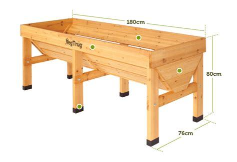 Trug Vegetable Planter by Derang Woodworking Plans For Vegtrug