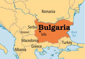 Bulgaria World Map by A F W I S Gary Miller Ministries Afwis Joins Operation