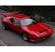 View Of De Tomaso Pantera GT5 S Photos Video Features And Tuning