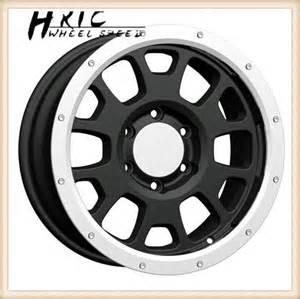 Aftermarket Aluminum Truck Wheels Selling Aftermarket Car Wheel Rims Aluminum Alloy