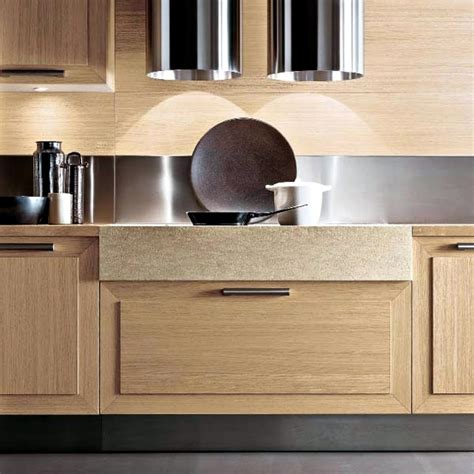 exclusive kitchen design exclusive kitchen made of wood or veneer quot diamonds quot by