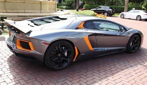 Silver Lamborghini Aventador Unique Orange And Silver Lamborghini Aventador Could Be