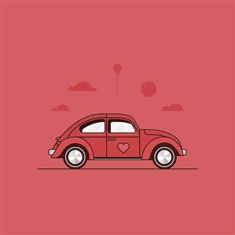 volkswagen valentines 77 best maggiolino volkswagen illustrations images on