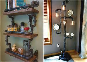 Mechanical Decor Room Decor For Steunk Bedroom House Interior