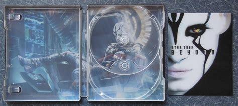 3d 2d Trek Beyond Steelbook 2 Disc trek beyond 2d 3d mm exklusiv steelbook