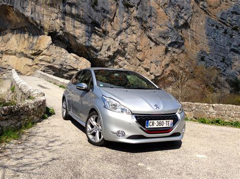 peugeot cars reviews peugeot 208 gti review photos caradvice