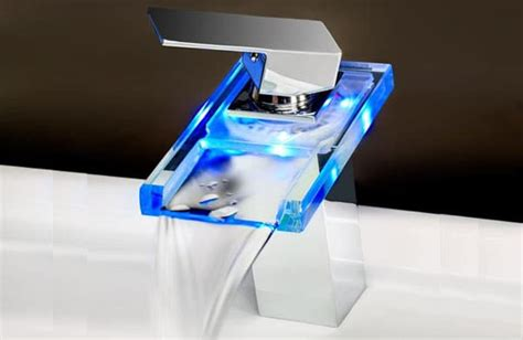 LED Tap Light: The Funky Light For Your Faucets