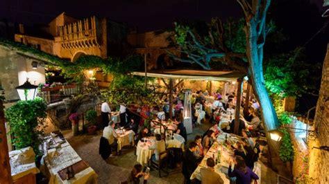 romolo nel giardino della fornarina restaurante romolo nel giardino della fornarina en roma
