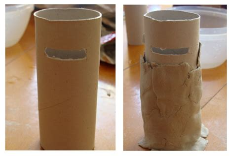 How To Make A Post Box Out Of Paper - fab mums 187 how to make a post box with a loo roll and air