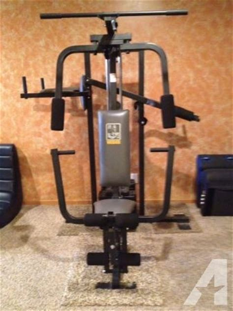 weider weight machine 20ct silver city ia for sale in