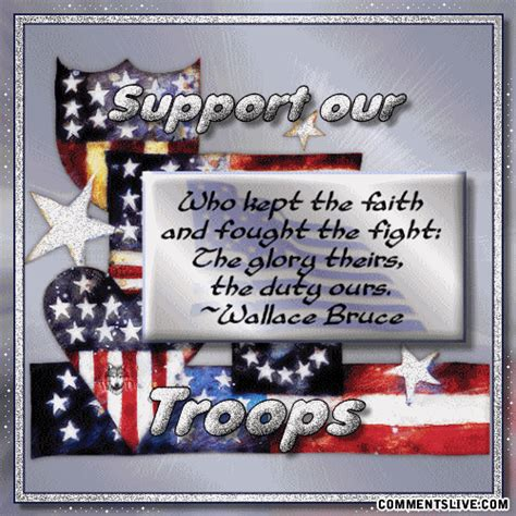 famous quotes  support  troops sualci quotes