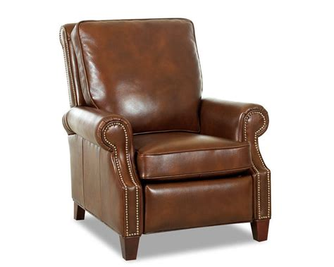 leather reclining chair and american made best leather recliners rated best