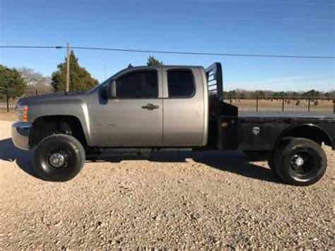 2007 Chevrolet Silverado 3500 4x4 Texas truck LIFTED