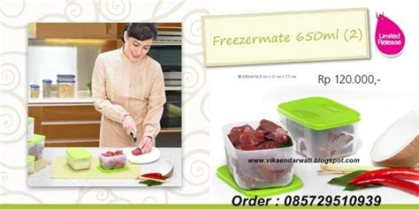 Promo Tupperware Freezer Mate 650ml 2pcs promo agustus 2011 inspirasi bisnis tupperware indonesia
