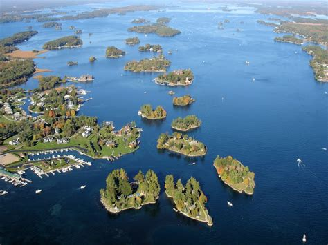 thousand islands awesome islands the thousand islands
