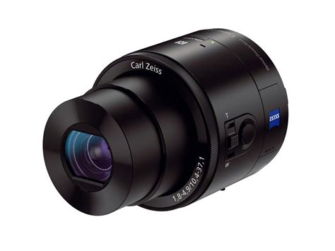 Sony Lens Dsc Qx100 sony qx10 and qx100 lens modules official turn your smartphone into top shelf