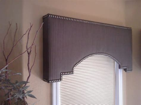 Cornice Box Shaped Cornice Box With To Tacks Made By