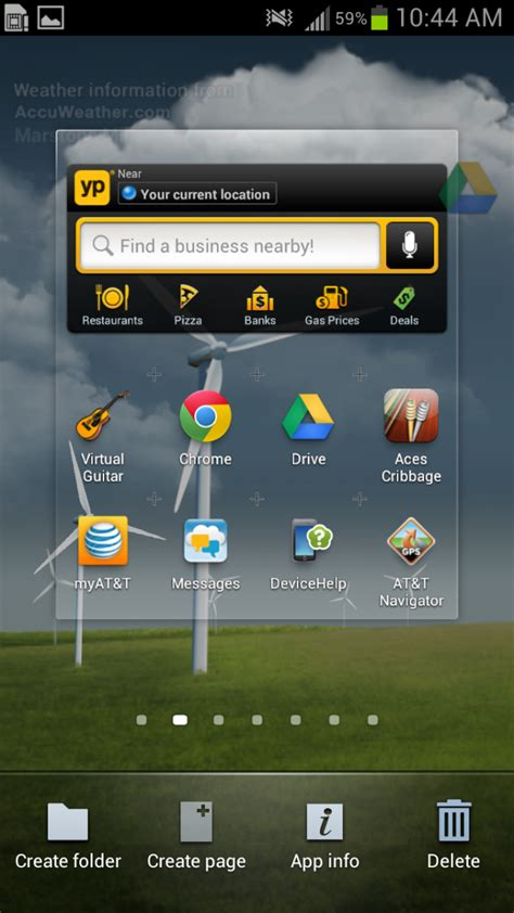 create folder on android how to organize app icons into folders on the samsung galaxy s3 android central