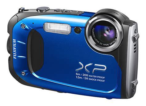 fujifilm waterproof fuji unveils seven new compact and bridge cameras