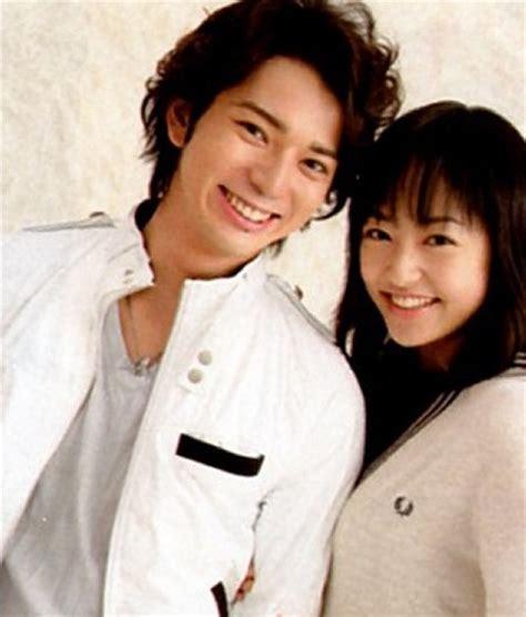 jun matsumoto and mao inoue married hana yori dango wedding www pixshark images