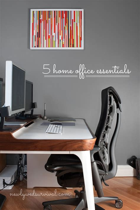 work from home office 5 work from home office essentials
