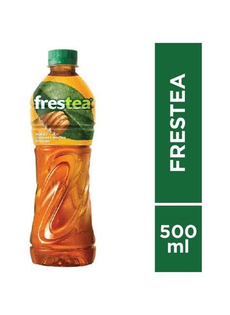 Nu Green Tea Madu 500ml Minuman frestea minuman teh green madu btl 500ml klikindomaret
