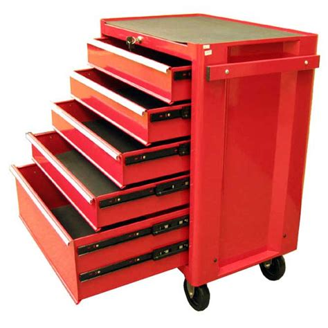 Roller Drawer by Excel 27 Quot 5 Drawer Roller Cabinet