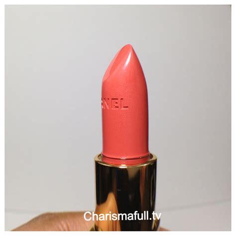 Lipstik Chanel chanel 57 mystique coco lipstick review photos